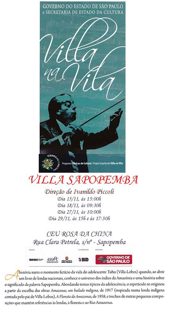 VILLA-SAPOPEMBA