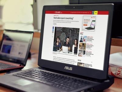 Revista Você S/A – Coworking – Espaços empresariais colaborativos