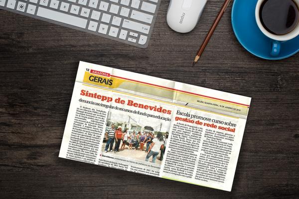 Escola Promove Curso sobre Gestão de Rede Social – Jornal Amazônia