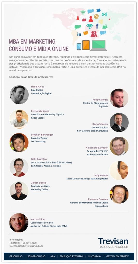MBA Marketing, consumo e mídia Online - Fernando Souza
