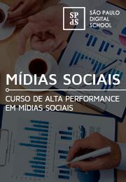 Curso de Alta Performance em Mídias Sociais e Marketing