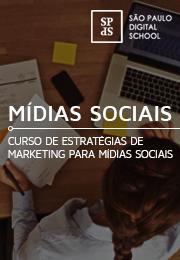 Curso de Estratégias de Marketing para Mídias Sociais