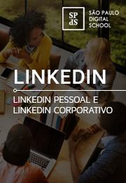 Curso de LinkedIn Pessoal e LinkedIn Corporativo