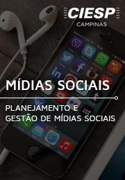 Planejamento e Gestão de mídias Sociais
